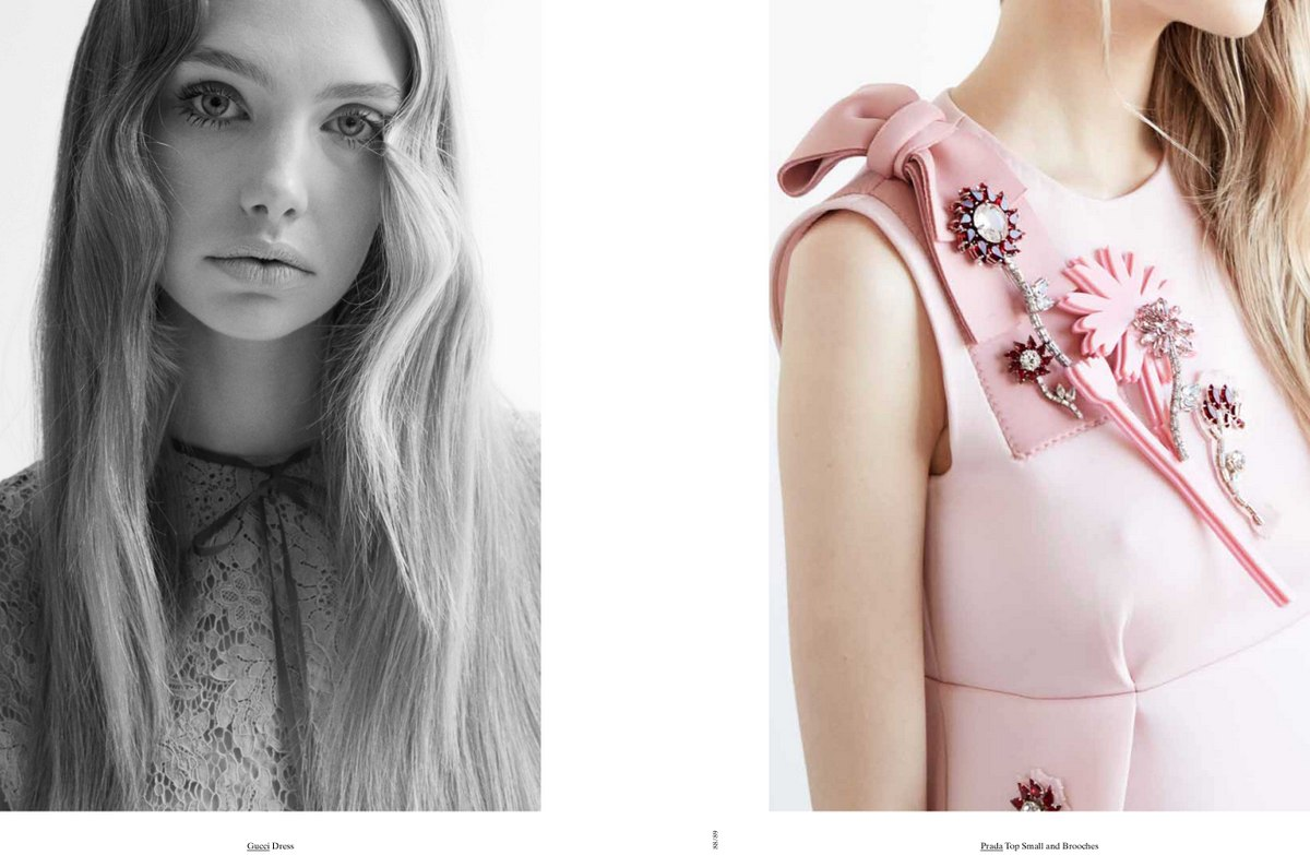 No ties management models deimante guobyte - Marnie Photographed By Bec Parsons For Lovewant Magazine