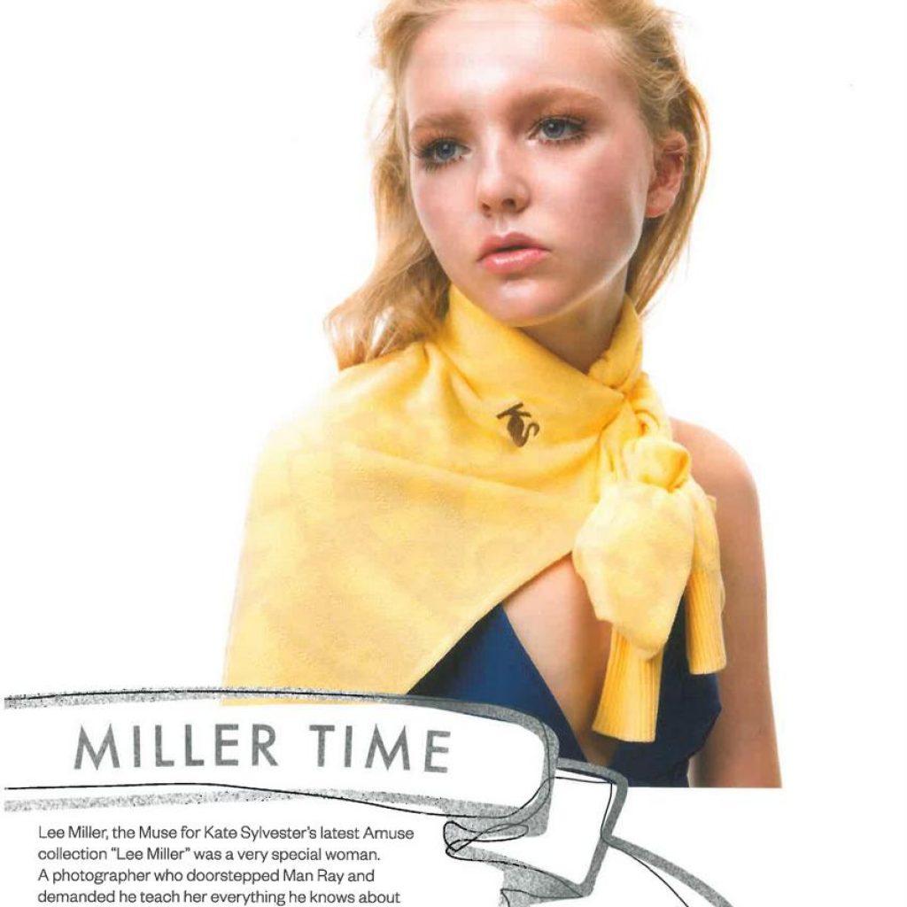 Libby photographed for Black Magazine #25 by Carolyn Haslett: Styling: Ethan Butler, Accessories Styling: Rachael Churchward, MUA: Abbie Gardiner, Hair: Matt Benns @ Stephen Marr