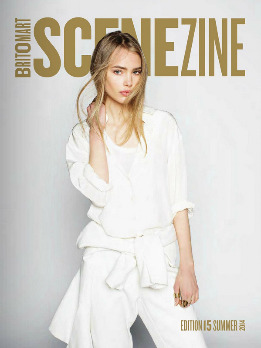 Marnie for SCENZINE shot by Olivia Hemus, styling by Rachel Morton