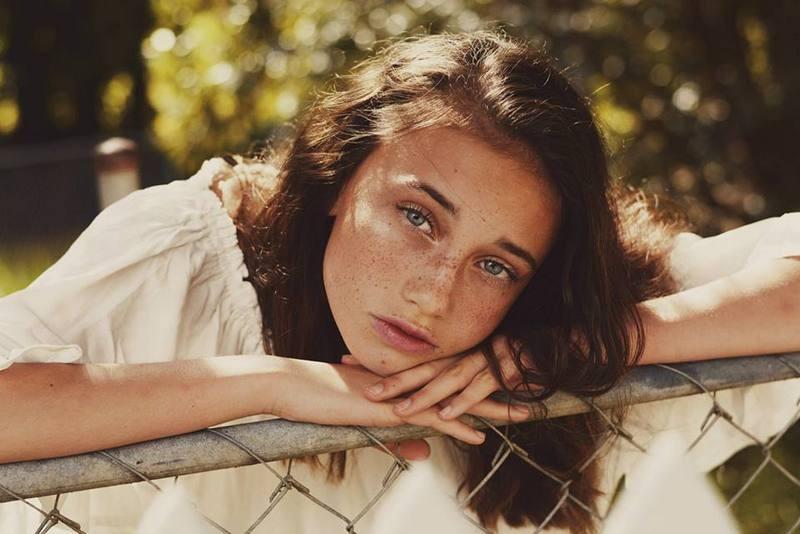 Belle, shot by Tamlyn Rose