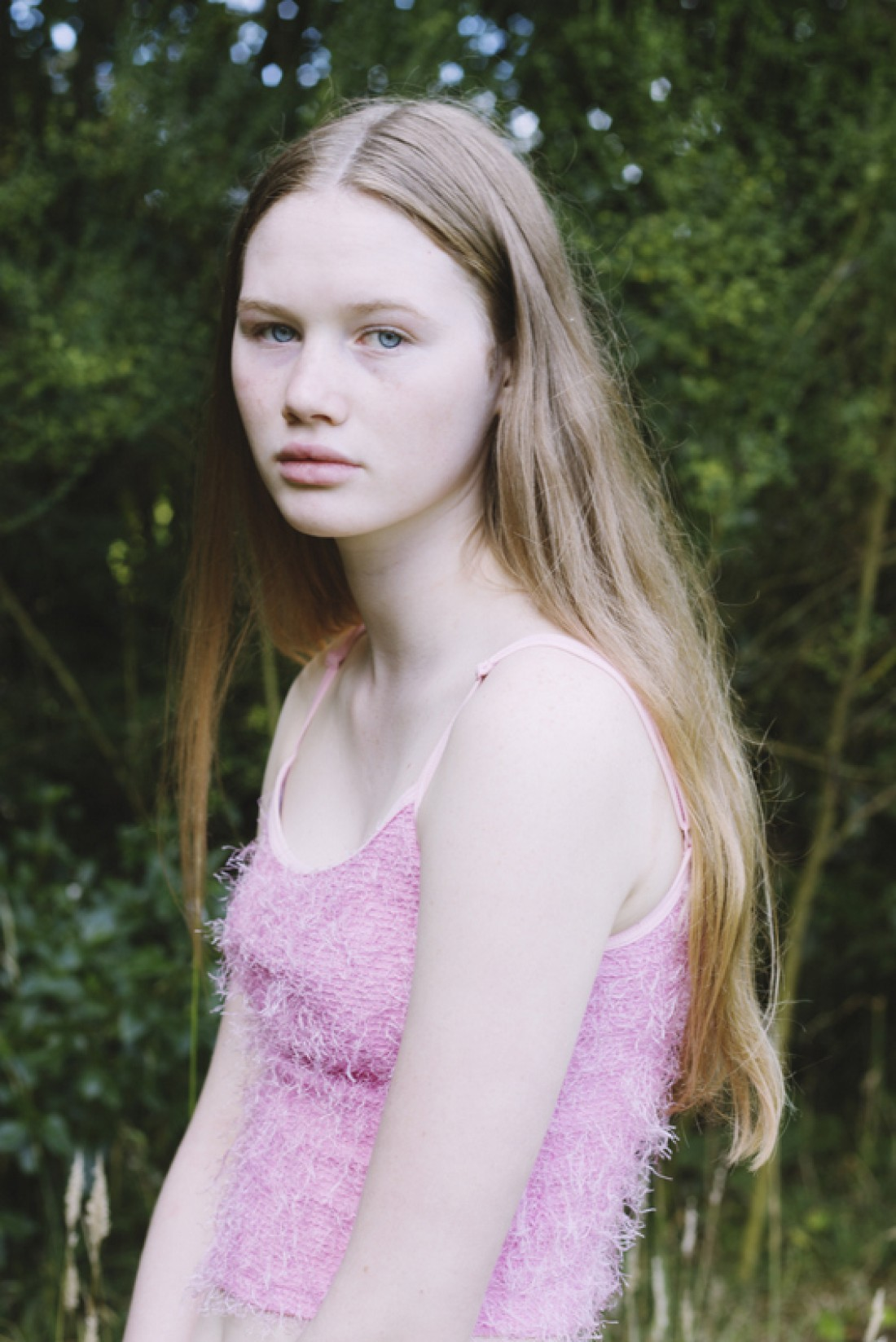 Introducing Milly: shot by Connie MacDonald
