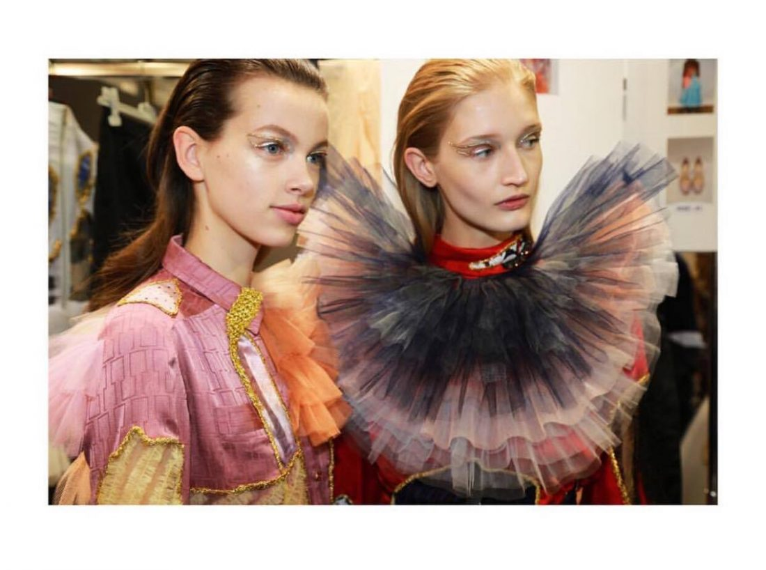 Jade : Paris Couture SS17