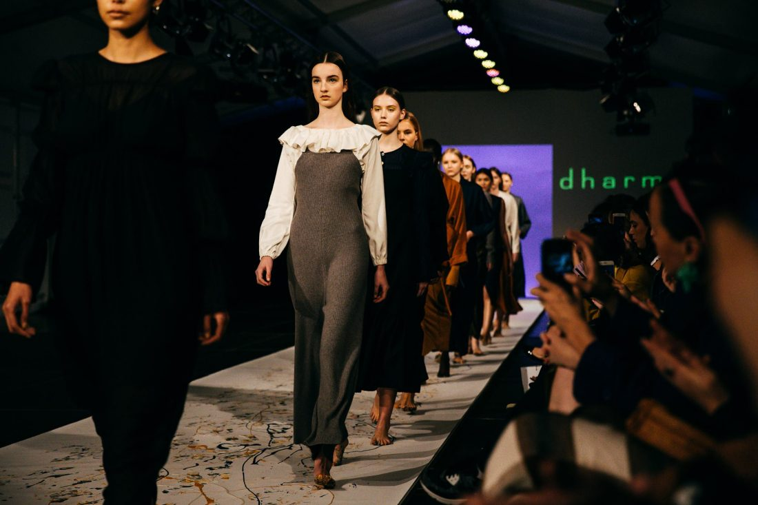 Macy, Polena, & Libby for Ovna Ovich NZFW Show
