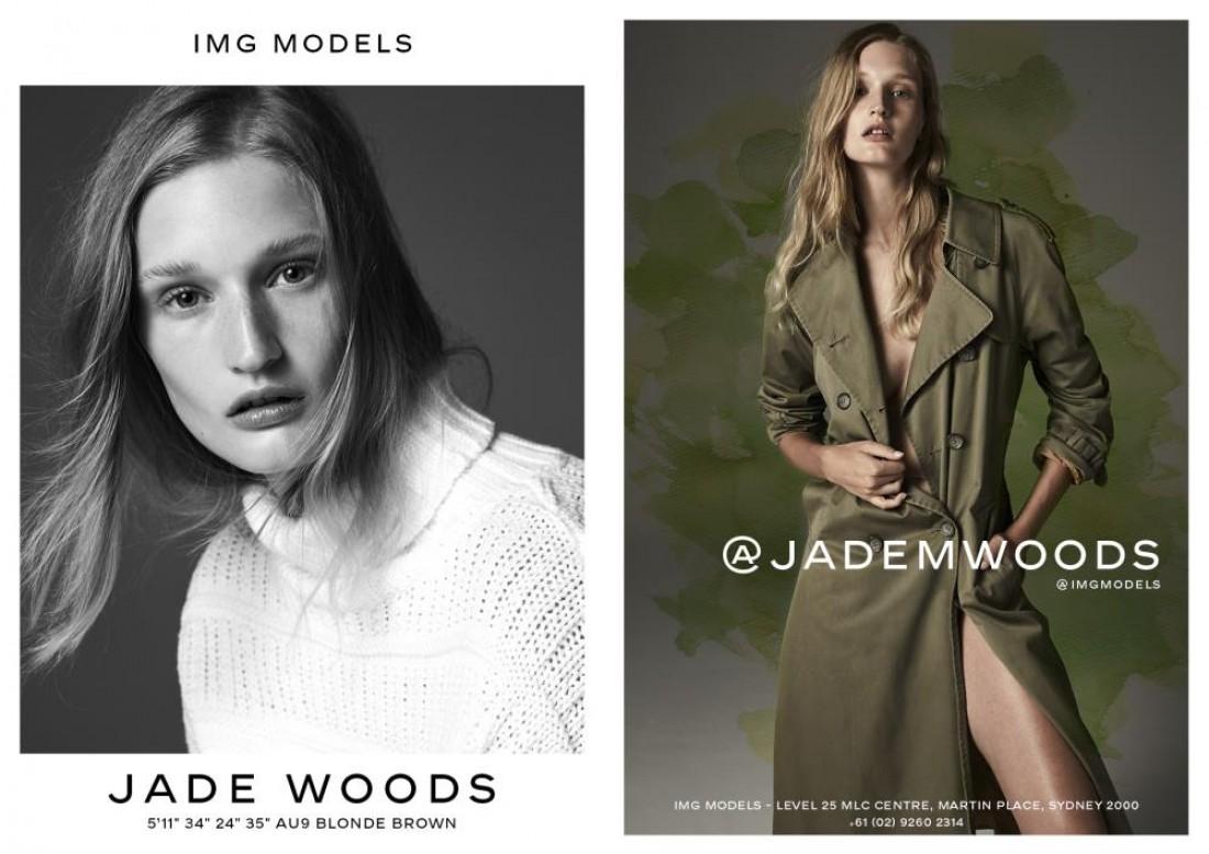 Bernie, Jade, Libby: IMG Models Sydney Showpackage 2017
