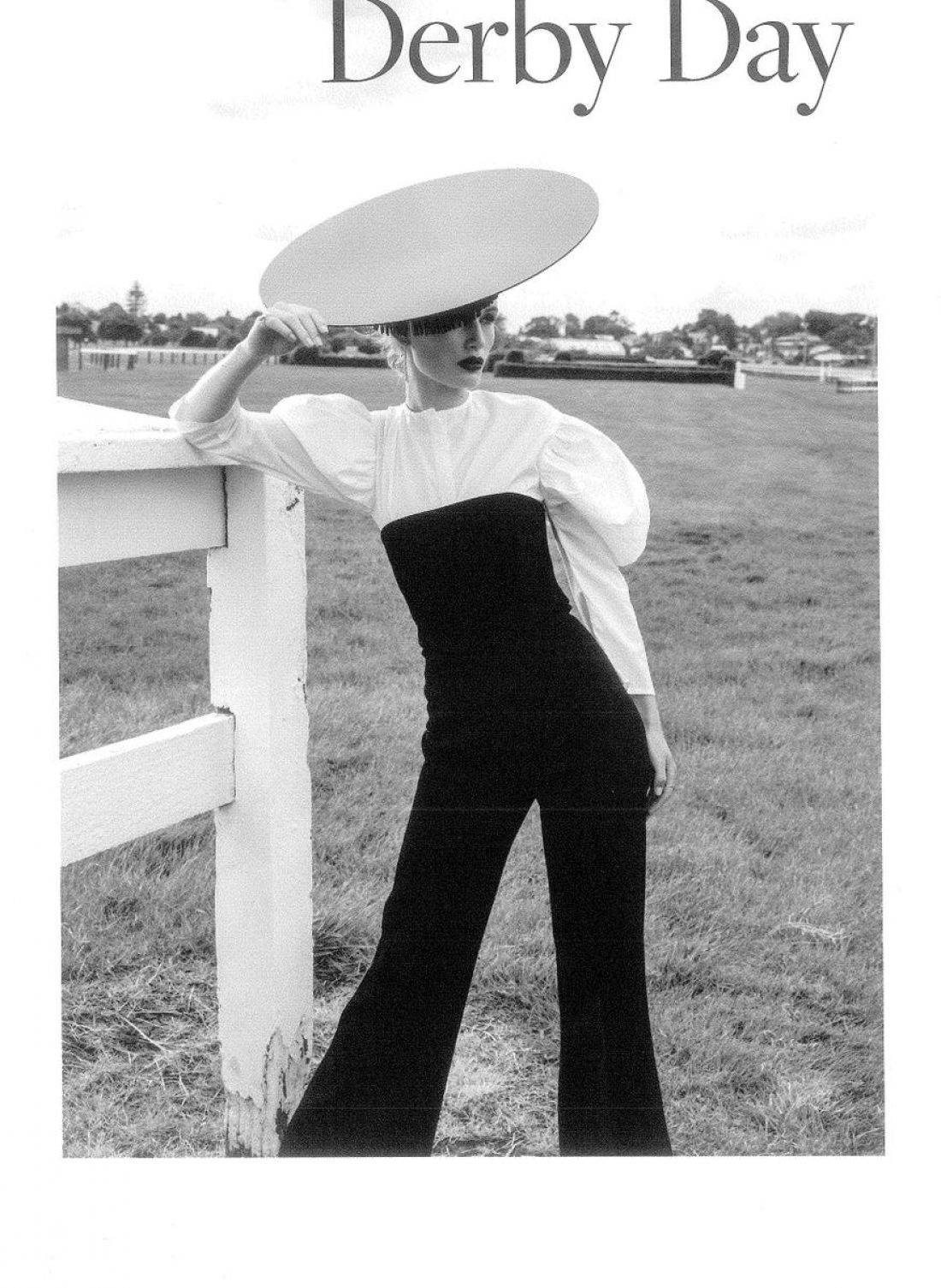 Polly photographed by Olivia Hemus for Remix Magazine