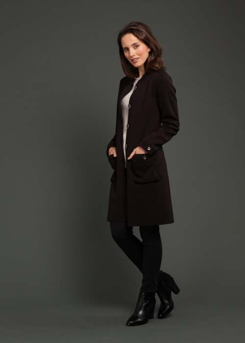 Vanessa for Optimum Knitwear