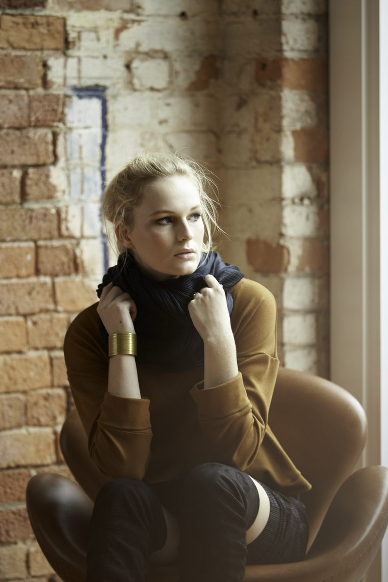 Leah – Here now