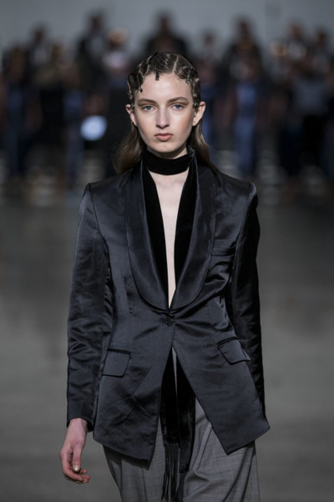 Polly, Penny, Maisie, Chloe for Hailwood Show at NZFW