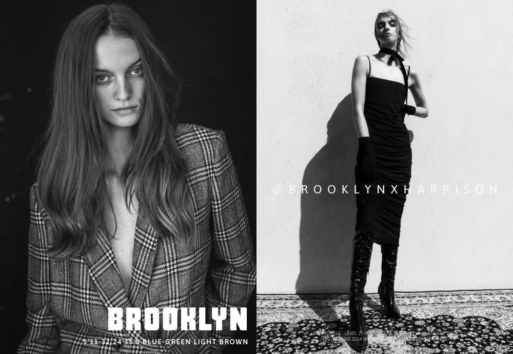 Brooklyn, Ruby and Isabelle IMG Showpackage for MBFWA Resort 2020
