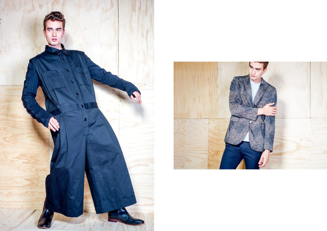 Oliver photographed by Kate Jenkins for Vane Magazine | Styling: Jessica Greetham