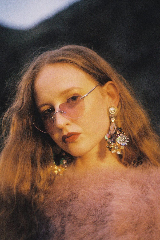 Rosemeri photographed by Evangeline Davis for Lo and Behold Magazine;  MUA: Lara Daly, Styling: Hannah Jenson
