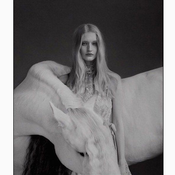 Jade photographed by Elina Kechicheva for Numero Tokyo: Styled by Gaelle Bon: Mua: William Bartel