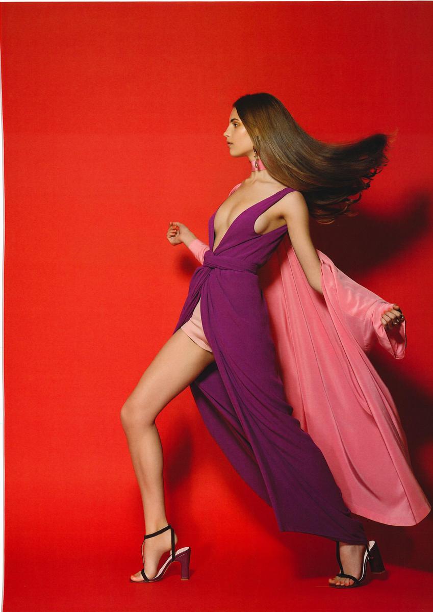 Bernie photographed for Fashion Quarterly Magazine by Meek Zuiderwyk, Styling Kylie Cooke