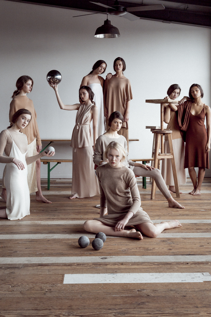 Francesca, Selena, Belle, Lucy, Olivia, Libby, Charlee, Jaclyn, Emily  for Unique 2nd Birthday Shoot photographed by Georgia Hembrow, H&M Ruth Baron, Jordyn Grace , Cherie Luxton