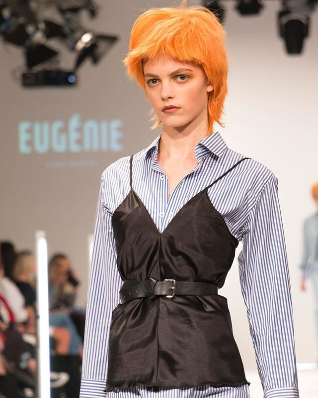 Honestly, Polena, Olivia for the Eugenie Show at NZFW