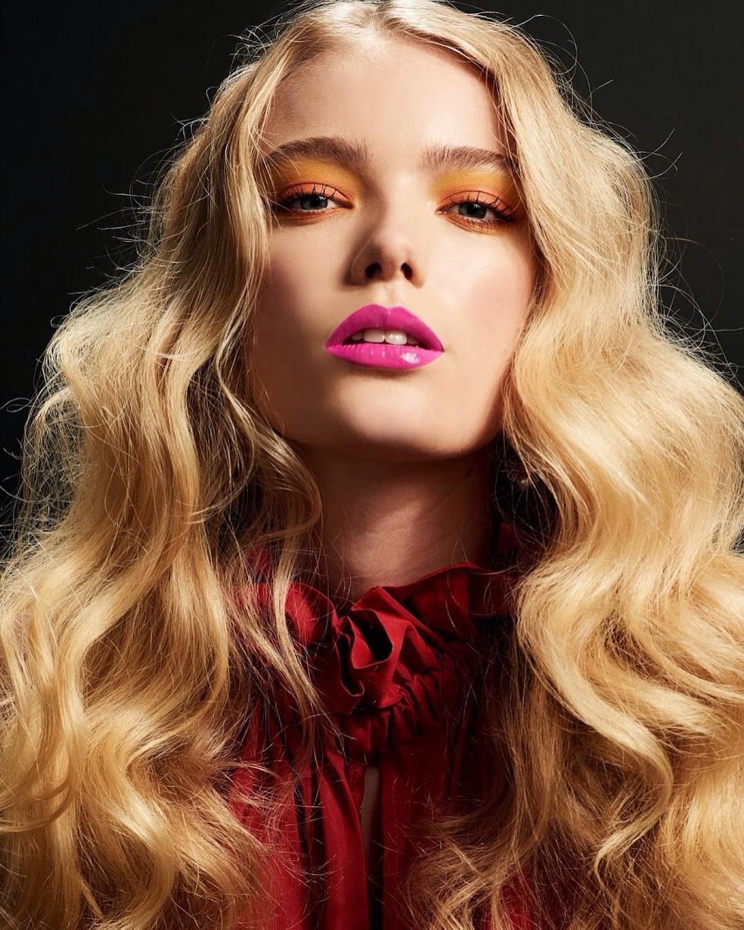 Charlotte photographed by Karen Ishiguro @ishigurokaren for REMIX MAGAZINE;  Makeup: Kiekie Stanners@kiekies__ ; Hair: Sara Allsop @ Dharma Salon  @saraallsop
