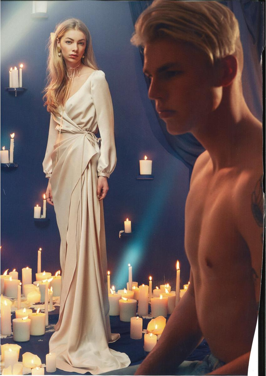 Tristan photographed for Fashion Quarterly Magazine by Meek Zuiderwyk, styling: Jess Thomson