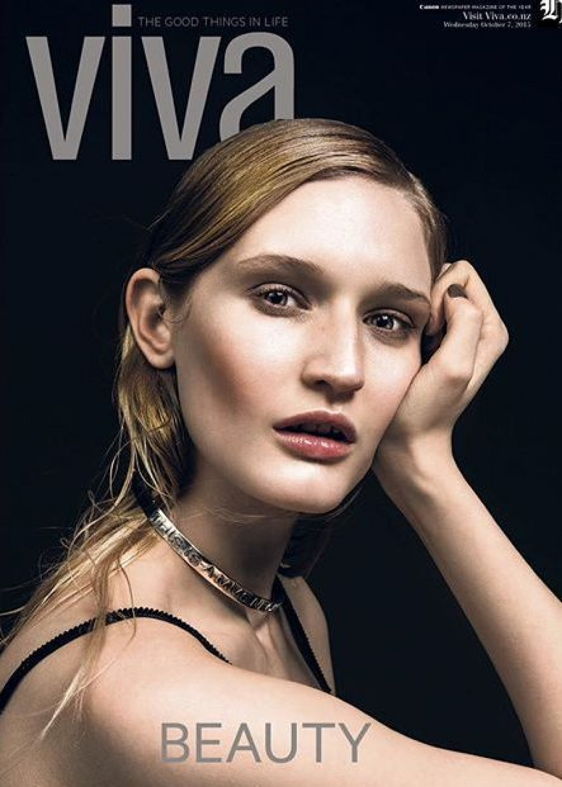 Jade shot by Guy Coombes for Viva magazine , styling by Dan Ahwa