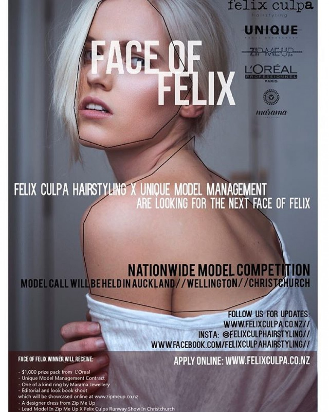 2016 Face of Felix is now live!!