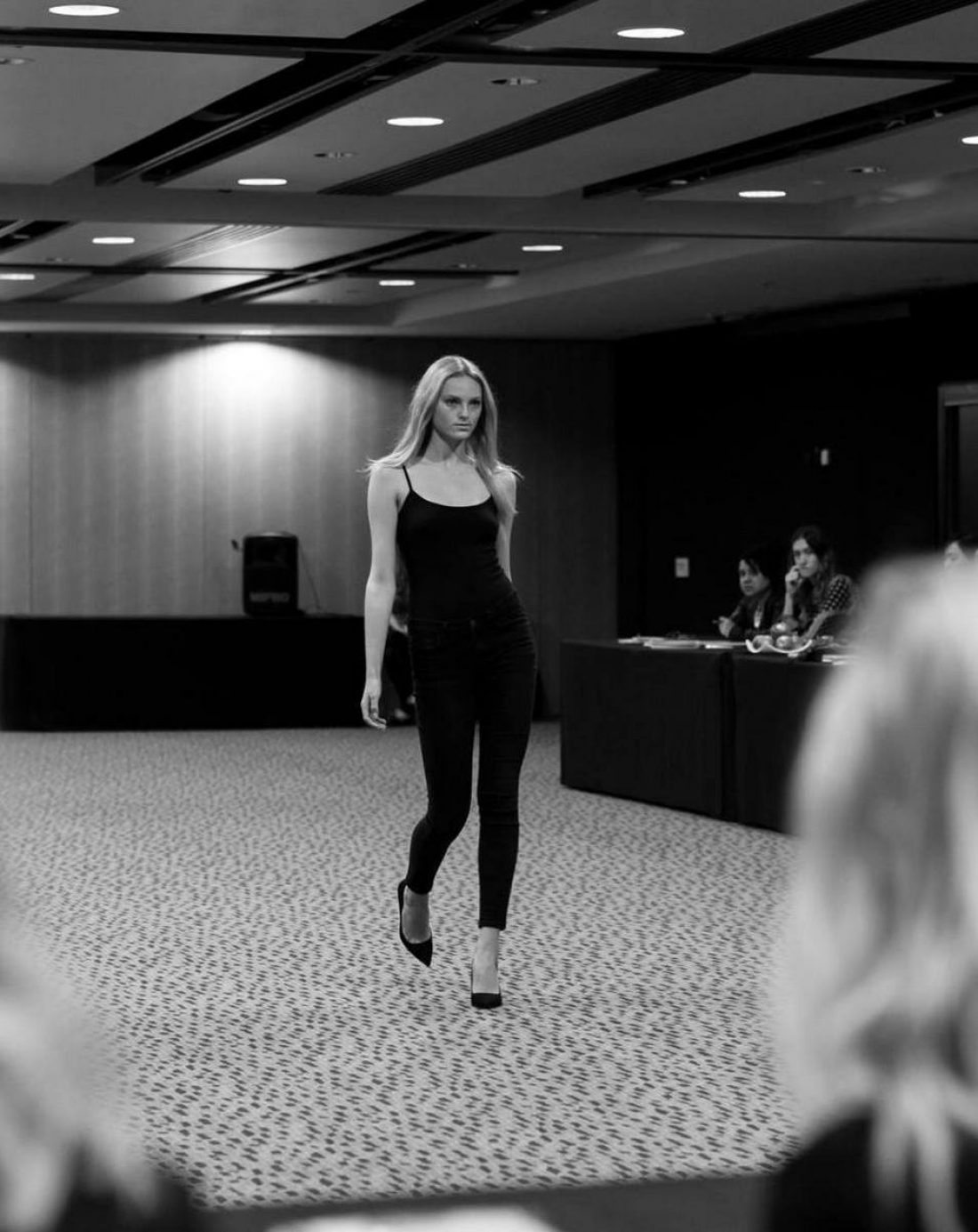 Bts NZFW Casting : photographed by Jono Parker