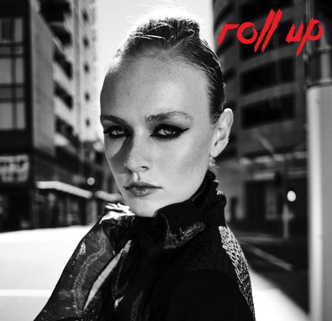 Izzy for Rollup Magazine   Photographer: Meritxell   Stylist: Lenard Johnston   Makeup: Abbie Ahmed & Taina Tangaroa   Assistant: Jim Huang