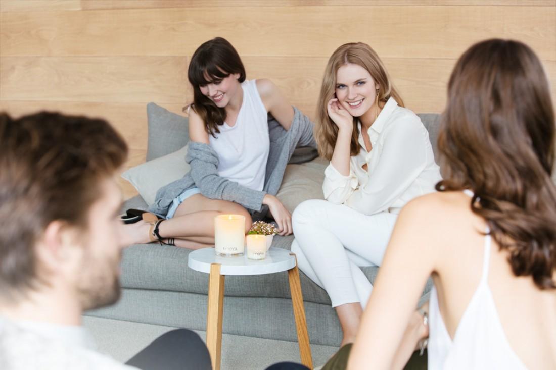 Phoebe R : Ecoya Campaign shot by Olivia Hemus,  styling Victoria Harvy, Hair: Lauren Gunn, Mua: Aimiefiebig