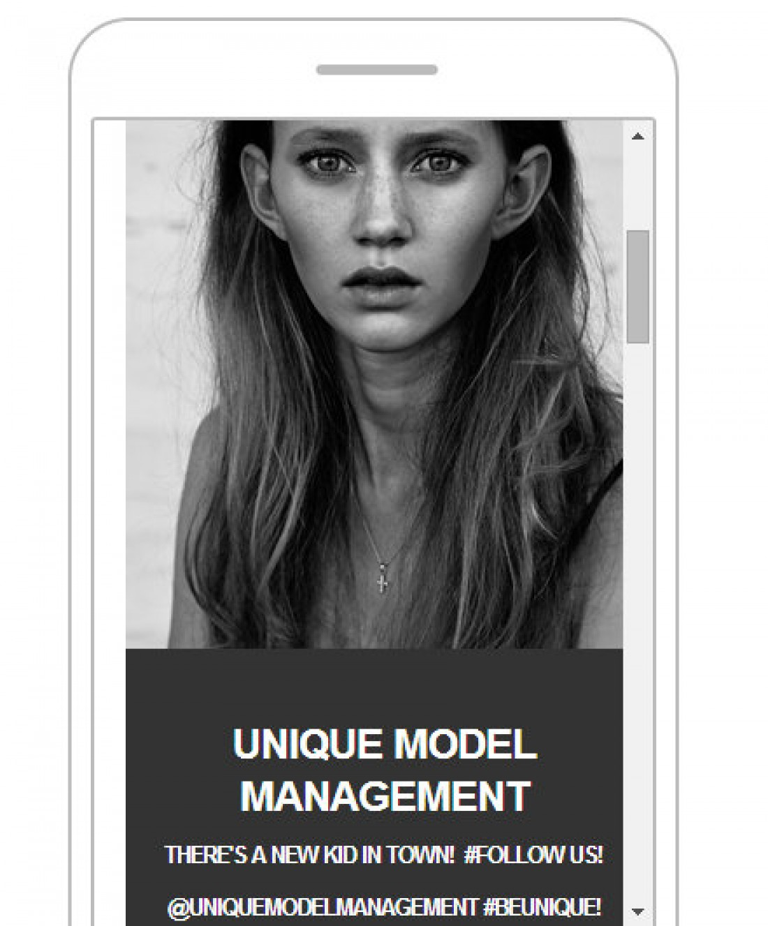 UNIQUE MODEL MANAGEMENT LAUNCHES!