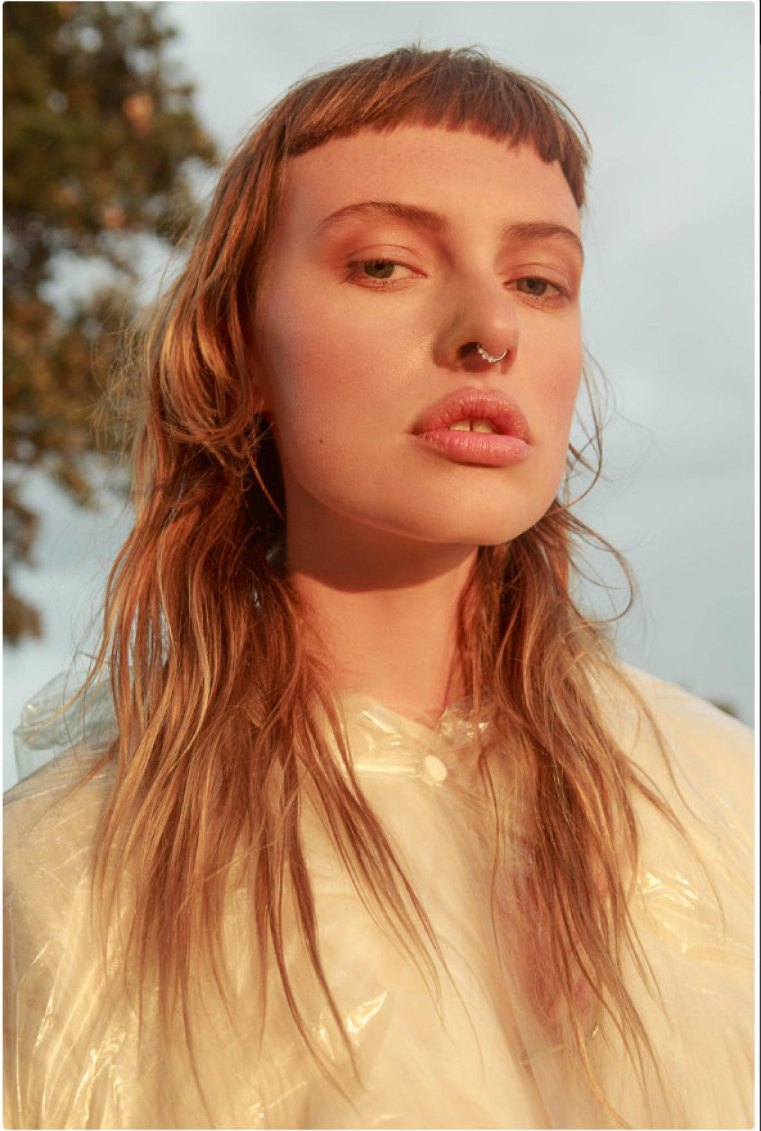 Alannah photographe by Amelia J. Dowd for Bullet Magazine : )  Styling: Thomas Townsend  Makeup: Vic Anderson  Assistant: Mitch O'Neill  Model: Alannah