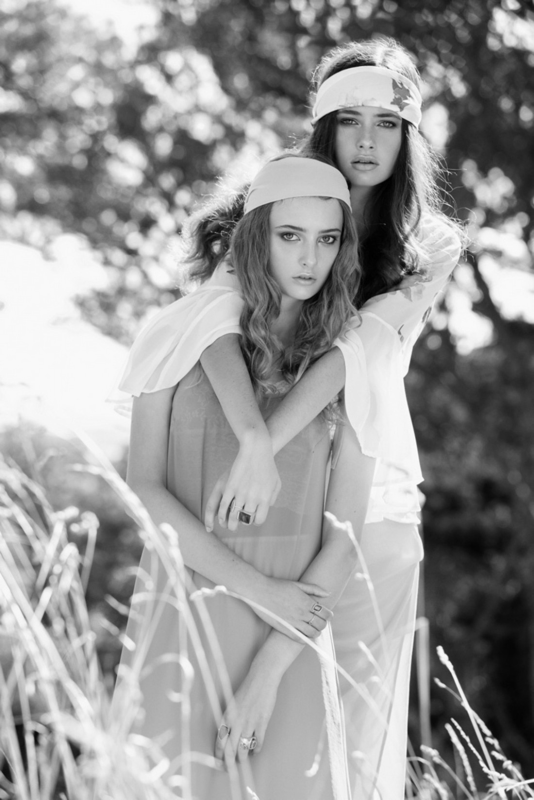 Ruby & Poppy, shot by Clara Pafundi