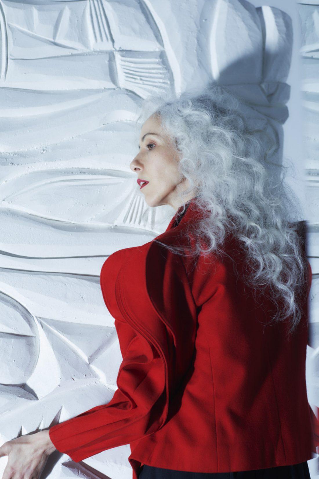 Sienna & Darya for Her Magazine | Photography: Toaki Okano | Art Direction & Styling: Darya Bing, Nikki @particularparticular | Hair: Phillippa Hofman | Beauty: Angela Stewart Makeup
