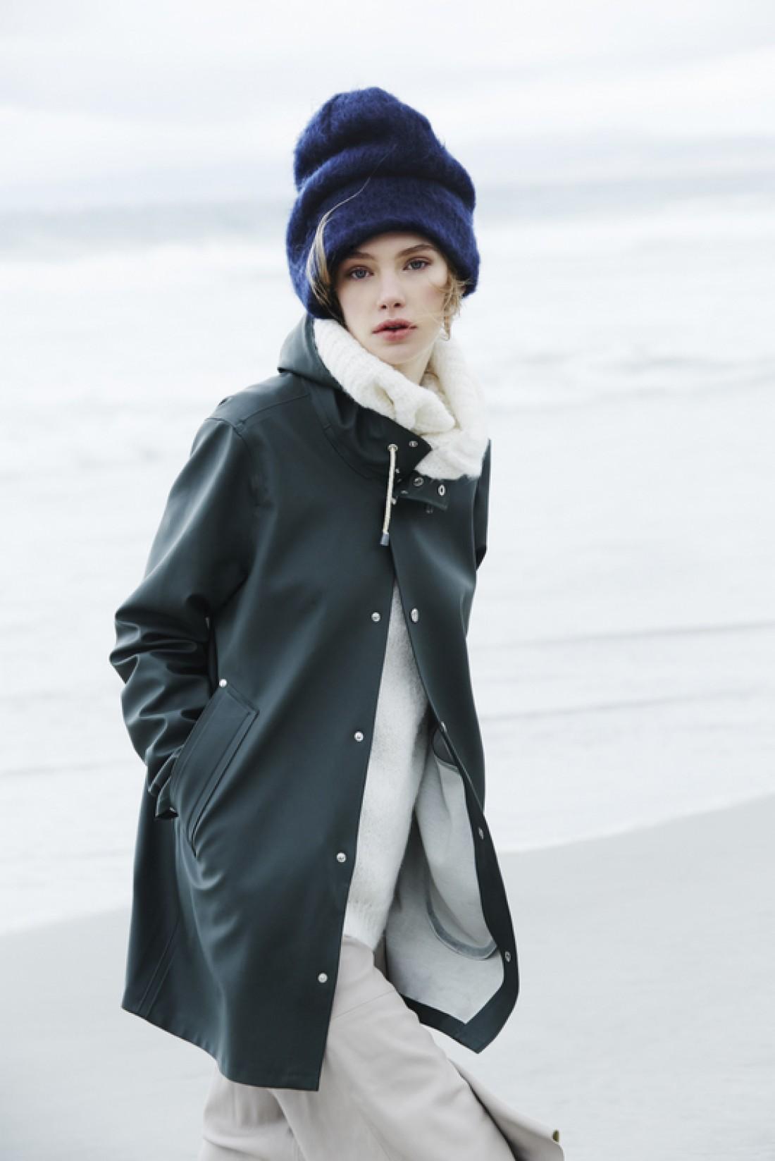 Marnie for Fashion Quarterly, shot by Mara Sommer