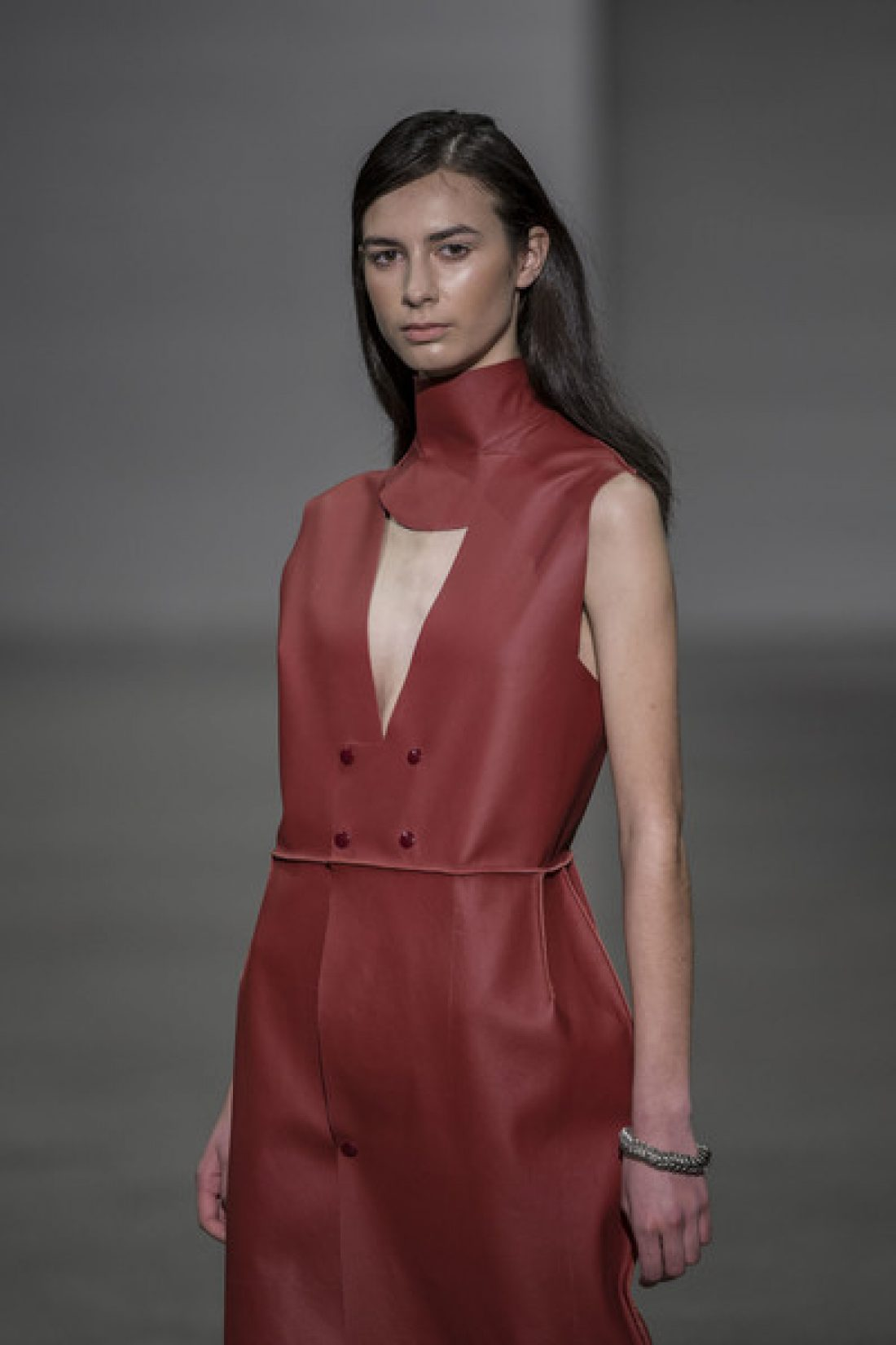 Ellery walks the Motel Bible Show at NZFW
