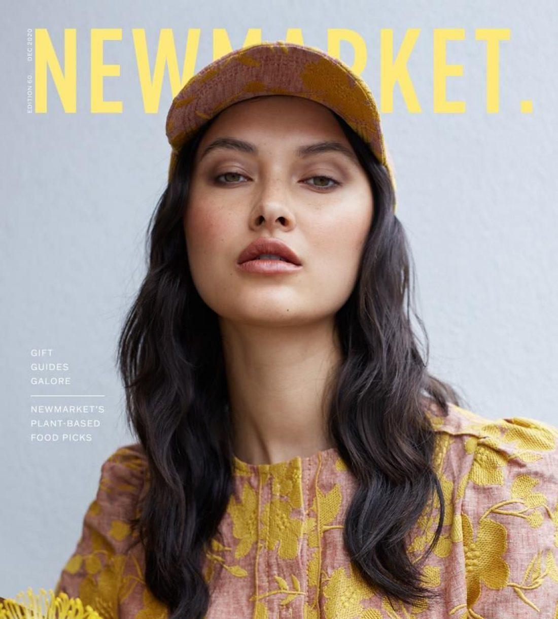 Ella for Newmarket Magazine | Photography: Olivia Kirkpatrick | Styling: Rachel Morton|Makeup: Virginia Carde