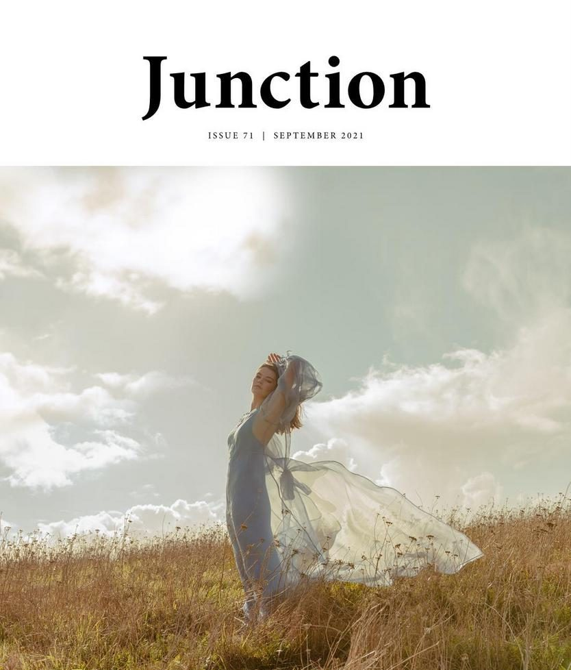 Erin for Junction Magazine   Photography: Dominey Flores   Styling: Maddie Long   Makeup: Kylie Wakefield