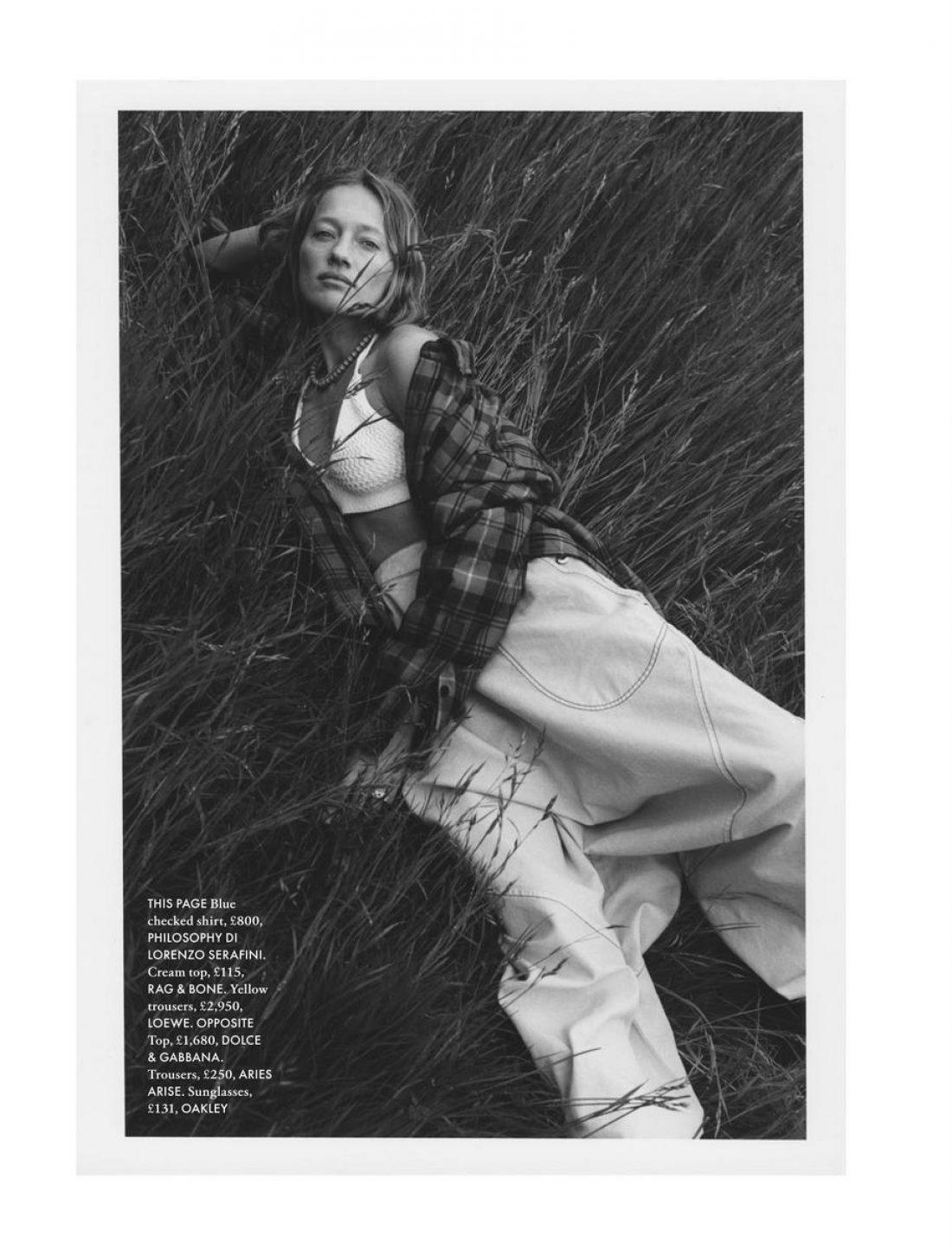 Zippy for French Elle Magazine : Styling @ Aurelia Donaldson