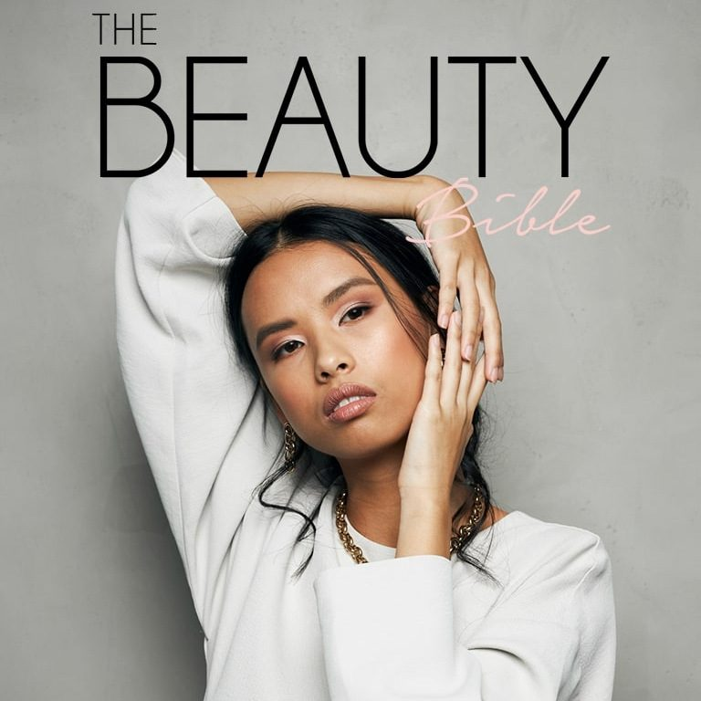 TJ for The Beauty Bible | Photographer: Anupam Singh | Hair and Makeup: Chanelle Van T Veen | Styling and Art Director: Leah Lim
