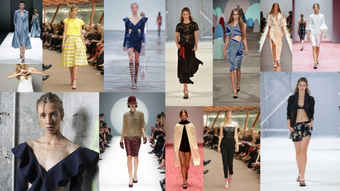 Tessa for MB Fashion Week Australia '15