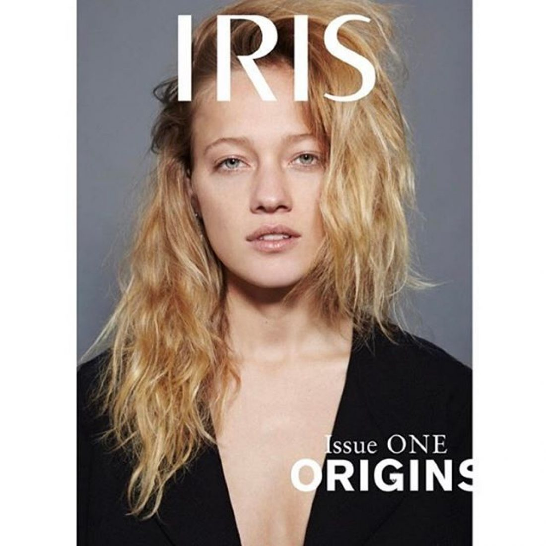 Zippora photographed for the cover of IRIS MAGAZINE by @amandaaustinphotography @company1agency Mua: @clairethomsonmakeup  @emilysueyee